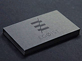 Egoist Identity Business Card