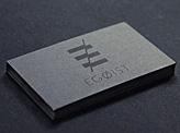 Egoist Identity Business Card