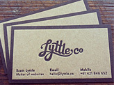 LyttleCo Business Card