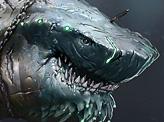 Shark vs. Diver