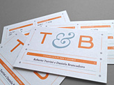 T&B Business Card