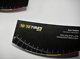 Unique Tire Gauge Design