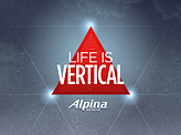 Alpina Life is Vertical