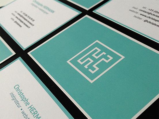 Christophe Hermann Business Cards