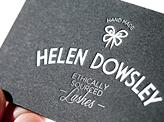 Helen Dowsley Business Card