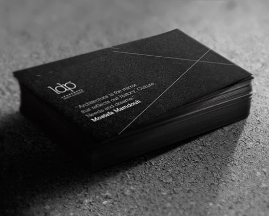 LDP Business Cards