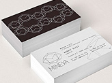 Mineya Business Card