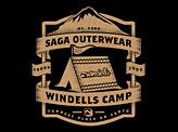 Saga X Windells Tee