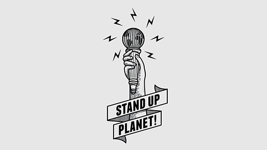 Stand Up Planet