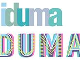 Iduma Logo Color Layers