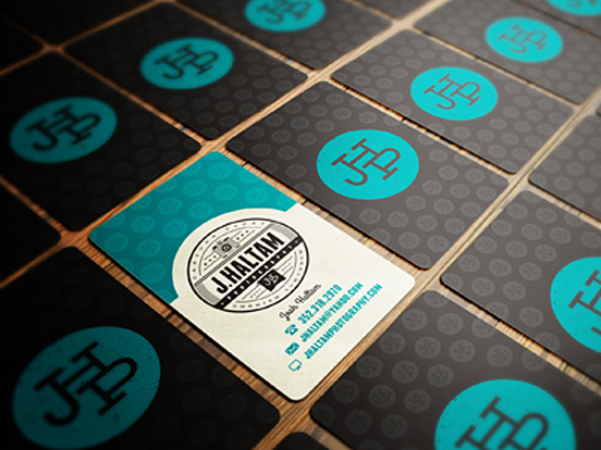 JHP Business Cards