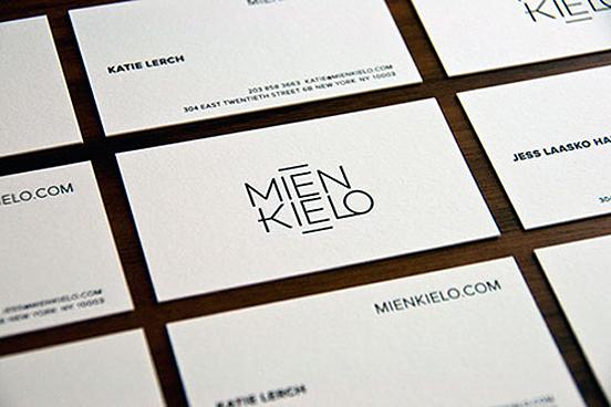 Mien Kielo Business Card