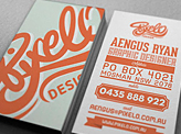 Pixelo Business Card