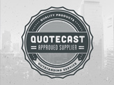 Quotecast Stamp