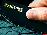 1010 Tires Business Card