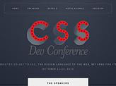 CSS Dev Conf 2013