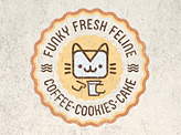 Funky Fresh Feline Coffee House