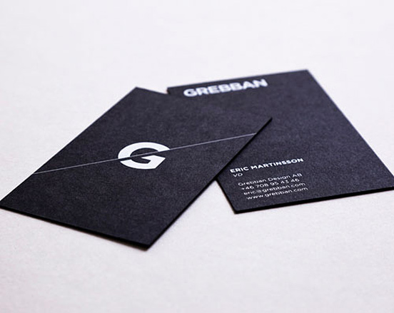 Grebban Business Card