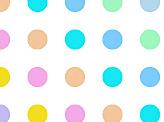 Pastel Polka Dot