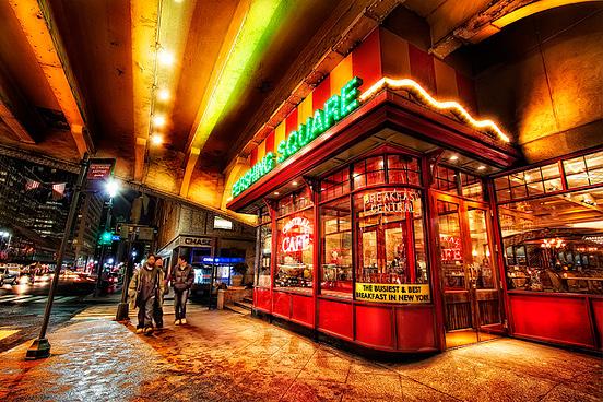 Pershing Square Restaurant