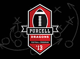 Purcell Dragons Badge