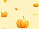 Seamless Pumpkin