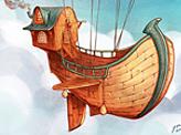 Ship in the Sky