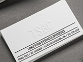 TSAC Business Cards
