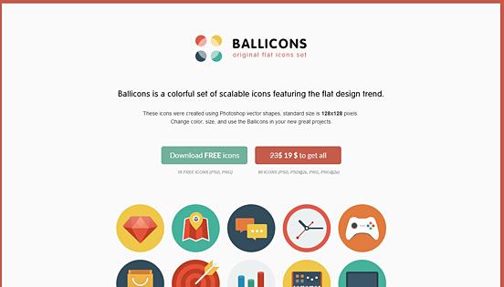 Ballicons