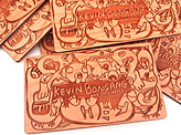 Kevin Bongang Business Card