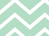 Mint Green Chevron Stripes