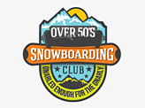 Over 50s Snowboarding