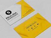 Paulina Hernandez Business Cards