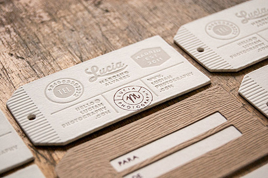 Threehaus Business Cards