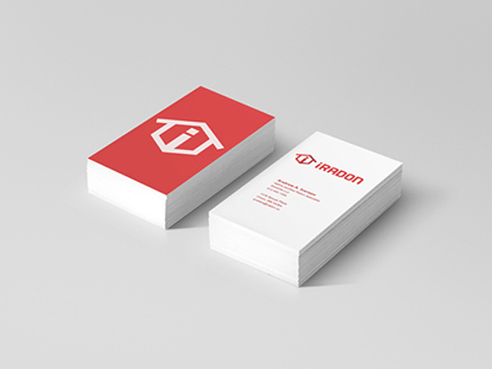 iRadon Business Card