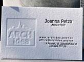 ArchIdea Business Card