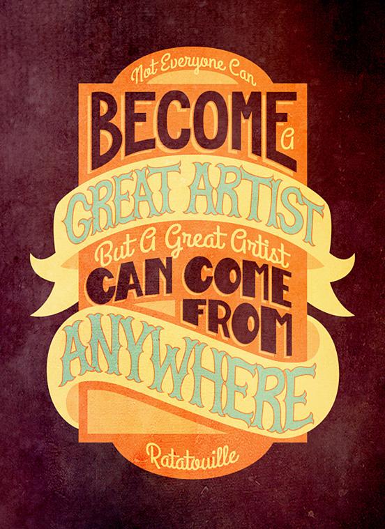 Become Creat Artist