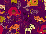 Exotic Animal Pattern