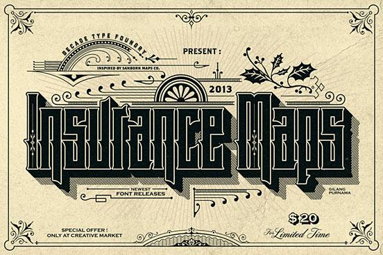 Insurance Maps