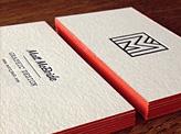 Matt McBride Business Cards