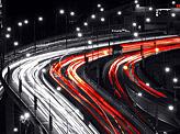 Night Bridges Mobile Wall