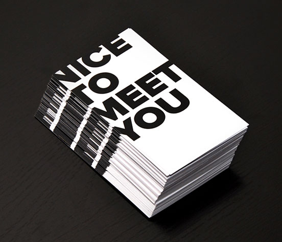 Daily Stuff Business Card