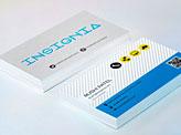 Insignia Business Card