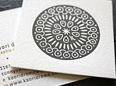 Kaori Drome Business Cards
