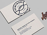 Seminko Seeds Business Card