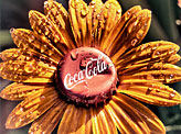 The Mexican Coca Cola Flower