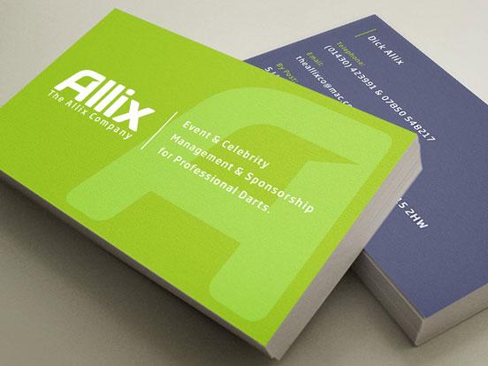 Allix Business Card