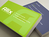 Allix Business Card