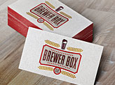 Brewer Box Card