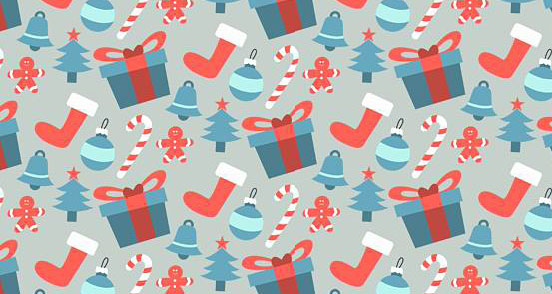 Christmas Simple Pattern